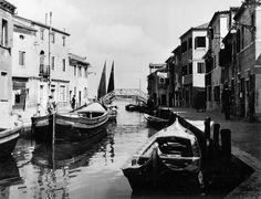 Venezia anni '50-70 nelle foto di Candido Spinazzi