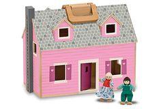 Fold & Go Dollhouse on OneKingsLane.com
