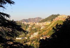 MUSSOORIE, UTTARAKHAND. The scenic, natural and splendid beauty of Mussoorie isn't something that can be explained by mere words. The drive from Dehradun to Mussoorie is itself breath-taking, add to that is the spectacular view of the Himalayas!