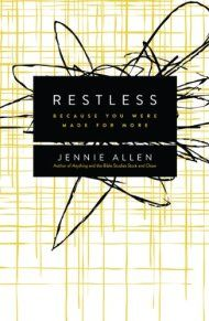 Restless: Because You Were Made For More by Jennie Allen ebook deal