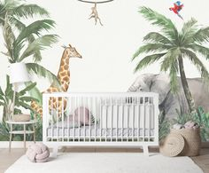 Twin Baby Rooms, Big Girl Bedrooms, Twin Babies, Girls Bedroom, Bedroom Corner, Kidsroom, My Room, Cribs, Interior Design
