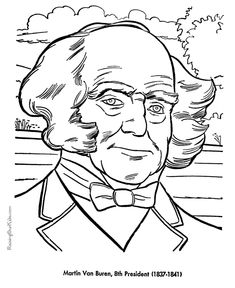 Presidents Day Coloring Pages in 2018 | Holiday Coloring Pages ...