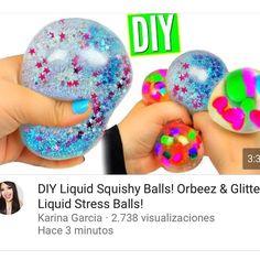 Qué casualidad!! Karina García acaba de publicar hace cinco minutos lo mismo q yo pero en globos jajaja!!! Las bolsas sensoriales! Qué coincidencia! Así es YouTube!