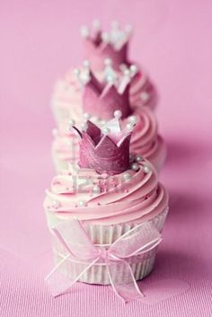 Little Princess Cupcakes!!!