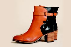 We love Samantha Pleet's rustic shoe collab with Wolverine 1000 Mile!