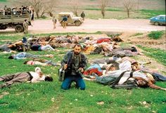 The al-Anfal Campaign, also known as the Kurdish Genocide, Operation Anfal or simply Anfal, was a genocidal campaign against the Kurdish people (and other non-Arab populations) in northern Iraq, led by the Ba'athist Iraqi President Saddam Hussein and headed by Ali Hassan al-Majid in the final stages of Iran–Iraq War. The campaign takes its name from Surat al-Anfal in the Qur'an.