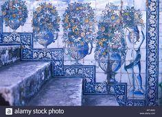 Azulejos, Lisboa - Lisbon