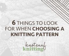 Do you ever have trouble finding that perfect pattern? What do you look for in a pattern? It can be confusing when there are so many patterns to choose from.…