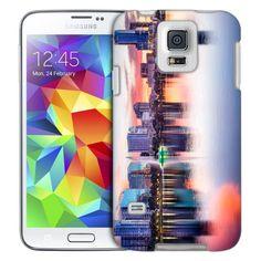 Samsung Galaxy S5 Orlando Florida Skyline Trans Case