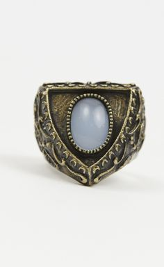 Unknown Bronze And Grey Ring | VAUNTE