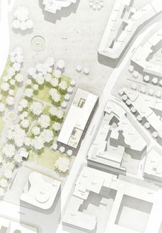 be baumschlager eberle. Opera Square Frankfurt - be baumschlager eberle. Architecture Site Plan, Architecture Panel, Architecture Graphics, Architecture Drawings, Landscape Architecture, Landscape Design, Site Analysis Architecture, Masterplan Architecture, Architecture Magazines
