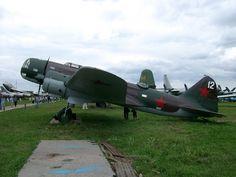 Ilyushin DB 3 walk around Central Museum Monino Russia.