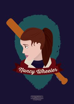 The strong and powerful ladies of Stranger Things - Nancy Wheeler