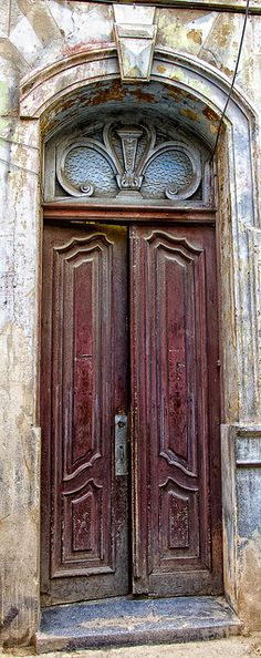 Wood door - Sin título | Flickr: Intercambio de fotos