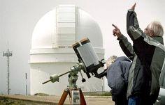 Huelga de telescopios y cerebros en Calar Alto / @eldiarioand | #sinciencianohayfuturo
