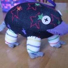 Sock Platypus Thingy