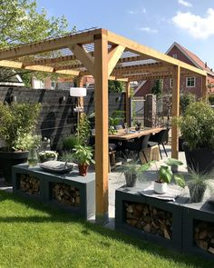 26 Awesome Pergola Design Ideas For Your Backyard