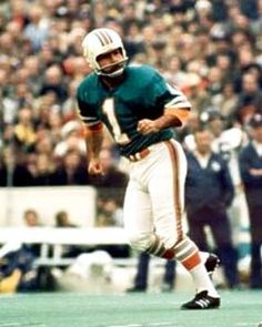 Truly one of a kind. Garo Yepremian is arguably the goofiest player in NFL history, and after he completely and famously botched the Dolphins Super Bowl VII shutout, his legacy as so was cemented.