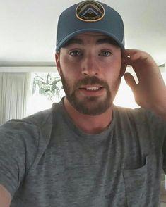 1 person beard and closeup