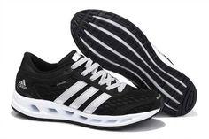 buy online d719a d71df 1797  Adidas Climacool Solution Dam Herr Cool Metallic Svart Vit Metallic  SE086655RpKOYy