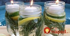 Put These Bug-Repelling Mason Jars Outside and You Might Not See a Mosquito All Summer Long – The Natural Home Remedies