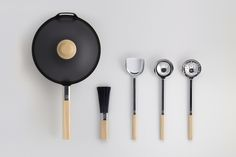 Wok & Tools - Office for Product Design Best Wok, Silicone Kitchen Utensils, Metal Processing, Office Works, Kitchen Supplies, Keep It Simple, Industrial Design, Consumer Electronics, Layout