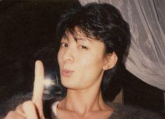 中川勝彦(なかがわ・かつひこ)/1962年、東京都生まれ。ミュージシャン・俳優として活躍。92年に急性骨髄性白血病を発症、94年に32歳で死去。写真は母がデート中に撮った父