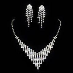 Parure bijoux Amalys