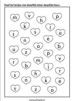 cijfers en letters werkboekje groep 2 - Google zoeken