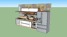 Кухня - 3D Warehouse