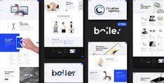 Boiler - Creative Agency HTML5 & CSS3 Template