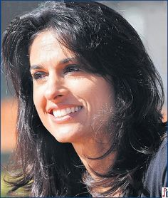 Gaby at 40 - Gabriela Sabatini as gorgeous as ever....