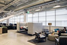 casual conference room lounge  dropbox 084 700x466 Dropboxs San Francisco Headquarters Expansion / ASD