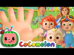 Finger Family | CoComelon Nursery Rhymes & Kids Songs - YouTube Baby Songs, Fun Songs, Baby Music, Kids Songs, Bunny Nursery, Nursery Rhymes, Learning The Alphabet, Kids Learning, Learn Animation
