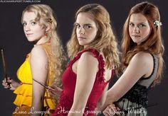 Harry Potter Ladies