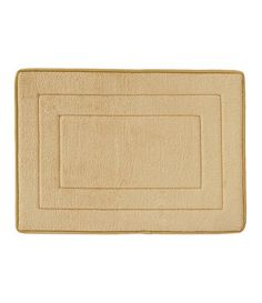 Noble Excellence Luxury Memory Foam Bath Rug