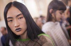 Spring Summer 2017 makeup hair trends