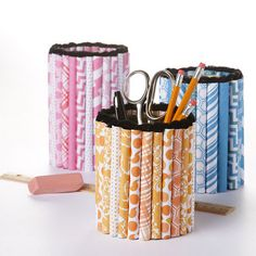 Thats kind of a cute idea mom! Make it with left over scraps of material for your sewing room!! I'll see what I can come up with for you!!!!