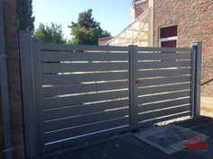 Portail aluminium Maez | TORI Portails