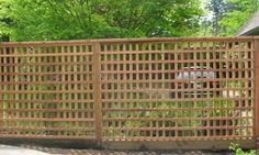 CEDAR FENCES – SPECIALITY WOOD FENCES « Quality Custom Cedar Fencing | 1000#cedar #custom #fences #fencing #quality #speciality #wood Wood Fences, Cedar Fence, Apartment Balcony Garden, Fence Panels, Garden Fencing, Jpg, Small Gardens, Growing Plants, Indoor Garden