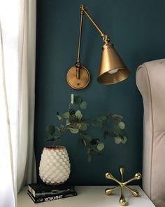 Work And Master Bedroom Paint Colors With Dark Furniture Accent Walls 7 Green Bedroom Walls, Green Master Bedroom, Bedroom Wall Colors, Green Rooms, Gray Bedroom, Home Decor Bedroom, Teal Bedrooms, Green Bedroom Design, Bedroom Ideas