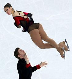 The Faces of Olympic Figure Skating