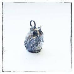 Hey, I found this really awesome Etsy listing at https://www.etsy.com/listing/166712666/sterling-silver-owl-pendant-frank-owl