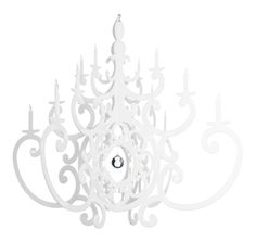 The White Fancy Chandelier is made of two pieces of white acrylic and includes a hanging prism. It measures 24 x 19 inches. The chandelier is lightweight, and acts like a mirror reflecting off light and surfaces. Acrylic Chandelier, White Chandelier, Chandelier Lighting, Elegant Chandeliers, Wood Lamps, Window Art, Nursery Design, Nursery Decor, White Acrylics