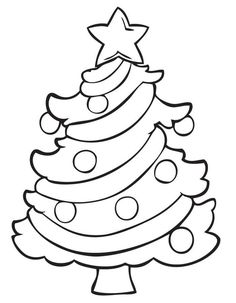 Printable Christmas Coloring Pages - Free Coloring Sheets Christmas Coloring Pages Christmas Tree - Printable Christmas Coloring Pages Christmas Images To Color, Christmas Tree Pictures, Colorful Christmas Tree, Christmas Colors, Christmas Ideas, Christmas Coloring Sheets For Kids, Printable Christmas Coloring Pages, Coloring Pages For Kids, Kids Coloring