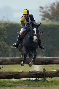 Images of horses at various cross country and Equine events. (C)Michael Huggan Photography.