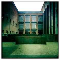 Richard Serra at the Bonnefanten Museum in Maastricht
