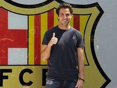 Cesc Fabregas i ka thënë miqve të tij se dëshiron të largohet nga Barcelona për të luajtur tek Manchester United, sipas 'Daily Mail'.  http://www.top-channel.tv/artikull.php?id=261186=fp