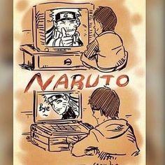 the last episode of Naruto& anime. so sad. Naruto Uzumaki, Anime Naruto, Shikamaru, Sasuke Uchiha, Naruhina, Anime Manga, Aot Anime, Naruto Funny, Sasunaru