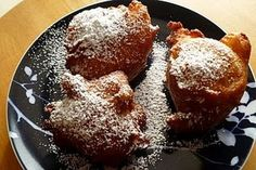 Five doughnut recipes to try at home - New Orleans-style buttermilk beignets - CSMonitor.com